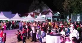 Ratusan Warga Ngawi Rantau Hadiri Undangan Halal Bihalal Bupati Ngawi