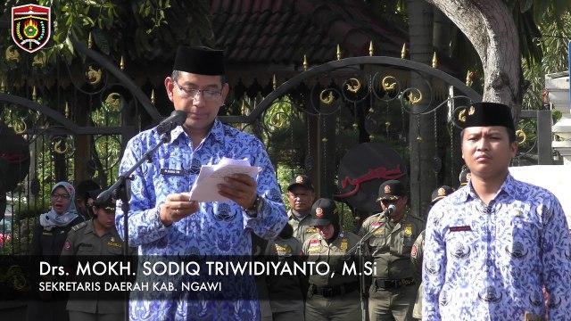 Drs. M. Sodiq Triwidiyanto, M.Si. , Sekretaris Daerah Ngawi. Foto-Dok. Pemkab Ngawi