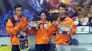 Photo of Atlet Wushu Ngawi Bawa Pulang 3 Medali dari Kejurnas Aliansi Kungfu Tradisional Indonesia