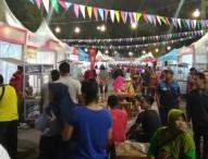 96 Jam Bersama Dinas Perdagangan Perindustrian dan Tenaga Kerja Kabupaten Ngawi