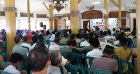 Keluarga Besar PKS Kabupaten Ngawi Gelar Halal Bihalal di Pendopo Wedya Graha