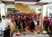 Jamasan Pusaka Tombak Kyai Singkir dan Kyai Songgolangit Kabupaten Ngawi