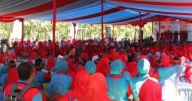 Jambore Kader KB dan Peringatan Hari Keluarga Nasional 2018 Kabupaten Ngawi