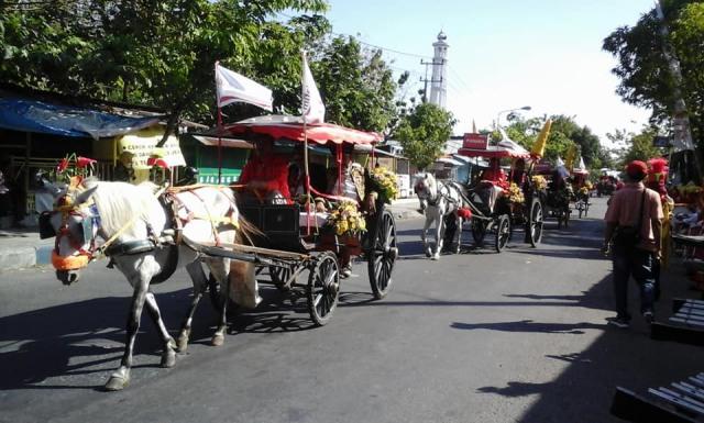 Kirab Pusaka Ngawi 2018. Foto- Istimewa