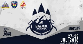Mayapada Wall Climbing Competition #9 2018