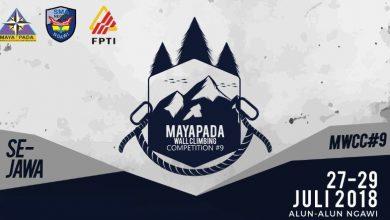 Photo of Mayapada Wall Climbing Competition #9 2018