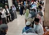 Bupati Ngawi Melepas 303 Calon Jemaah Haji Kabupaten Ngawi Tahun 2018