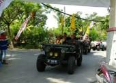 Pusaka-Pusaka Disemayamkan di Ngawi Purba Setelah Dijamas