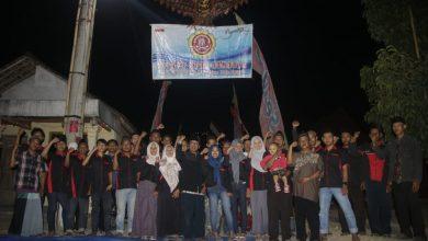 Photo of Guyup Rukun Penuh Kesederhanaan di Malam Tirakatan Desa Ngompro