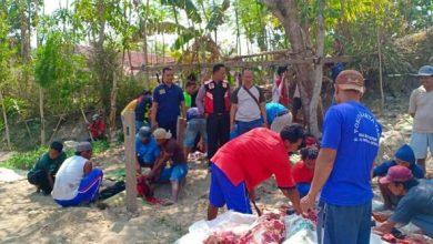 Photo of Berkah Berkurban dan Indahnya Berbagi Di Dusun Boan