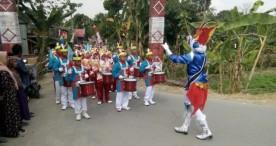 Pawai Karnaval Sumberbening Meriahkan Bulan Kemerdekaan