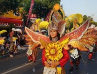 Karnaval Kabupaten Ngawi Selalu Menyedot Perhatian Masyarakat
