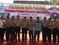 Kapolda Jatim Berharap Fasilitas yang Diresmikannya di Ngawi Bisa Bermanfaat Bagi Seluruh Anggota