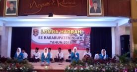 Lomba Hadrah Kabupaten Ngawi Menambah Minat dan Kecintaan Kesenian Islam