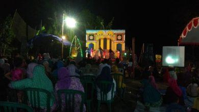 Photo of Masyarakat Larut dalam Kemeriahan Malam Puncak Pentas Seni Desa Ngompro
