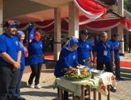 Bupati Ngawi Membuka Acara Dolanan Keren Jaman Biyen