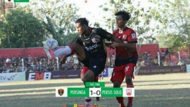 Photo of Persinga Ngawi Berhasil Kalahkan Persis Solo di Piala Indonesia 2018