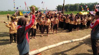 Photo of Serunya Pesta Siaga di Kwartir Ranting Gerakan Pramuka Karangjati
