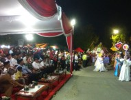 Bupati Ngawi Apresiasi Peserta Takbir Keliling Idul Adha 1439 H