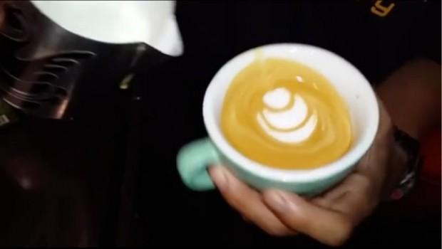 Tiga Peserta Ini Memenangkan Lomba Virtual Latte Art Festival Kopi Ngawi 2018