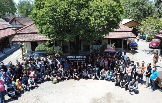 Museum Kampoeng Cak Soen Diserbu Para Fotografer