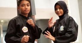 Dua Atlet Pencak Silat Ngawi Ini akan Berlaga di O2SN Tingkat Nasional di Yogyakarta