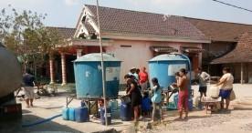 30 Desa di Ngawi Krisis Air Bersih dan Dinyatakan Berstatus Kering Kritis