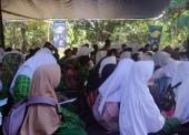 Sudah Setengah Bulan Tim Relawan KampoengEdukasi Berbagi Ceria di Lombok