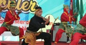 SMA MUHI Ngawi Gelar Pentas Seni Spektakuler Peringati Tahun Baru Islam 1440 H