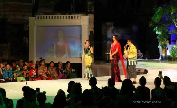 Ngawi Batik Fashion 2018 Memotivasi Masyarakat Ngawi Gunakan Batik Lokal