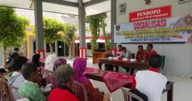 25 Rumah Tidak Layak Huni di Kecamatan Gerih Mendapat Bantuan Perbaikan