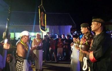 Upacara Donowarih, salah satu rangkaian acara dalam Festival Gravitasi Bumi #3. Foto-Istimewa
