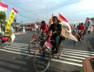 Peresmian Komunitas Sepeda Tua Indonesia Kabupaten Ngawi Dihadiri Para Pecinta Onthel dari Berbagai Daerah