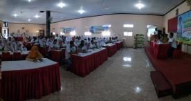 Pelajar Ngawi Mendapatkan Pelatihan Hidroponik dan Bisa Ikut Lomba Berhadiah Ratusan Juta Rupiah