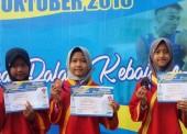 2 Emas dan 1 Perunggu Diraih Siswa SD Muhammadiyah Di Ajang Yogyakarta Championship 4