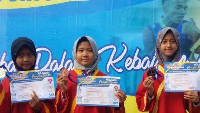 Photo of 2 Emas dan 1 Perunggu Diraih Siswa SD Muhammadiyah Di Ajang Yogyakarta Championship 4
