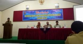 Dinas Pemberdayaan Masyarakat dan Desa Ngawi Selenggarakan Workshop Pembuatan Video Promosi Potensi Desa