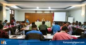 30 BUMDesa se-Ngawi Belajar Organisasi Hingga Analisa Usaha di Yogyakarta