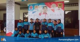 Tim Pencak Silat Ngawi Bawa Pulang 12 Medali dari Pencak Silat Championship Menpora Cup 2018