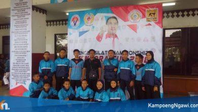 Photo of Tim Pencak Silat Ngawi Bawa Pulang 12 Medali dari Pencak Silat Championship Menpora Cup 2018