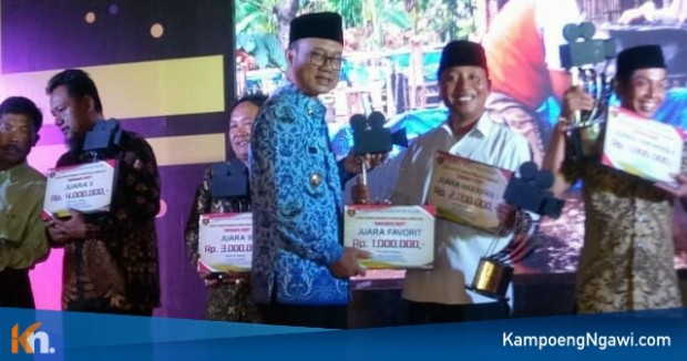 Desa Ngompro Bersyukur Mendapatkan 2 Gelar Juara Lomba Video Promosi Potensi Desa