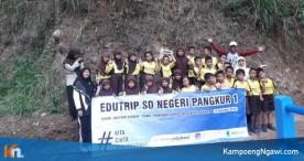 Edutrip SDN Pangkur 1 Menambah Pengetahuan Wisata dan Khasanah Keilmuan