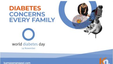 Photo of 14 November Hari Diabetes Sedunia