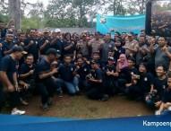 Ratusan Peserta Ikuti Jambore Netizen Polda Jatim di Agro Wisata Bhakti Alam Pasuruan