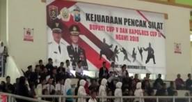 Selamat Kepada Peraih Medali Kejuaraan Pencak Silat Bupati Cup V dan Kapolres Cup II Tahun 2018