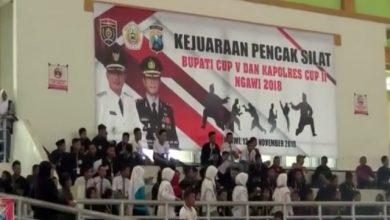 Photo of Selamat Kepada Peraih Medali Kejuaraan Pencak Silat Bupati Cup V dan Kapolres Cup II Tahun 2018
