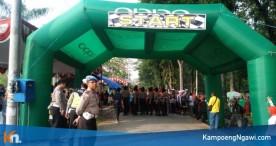Ratusan Tim Ikuti Lomba Lintas Alam Monumen Soerjo-Museum Trinil Tahun 2018