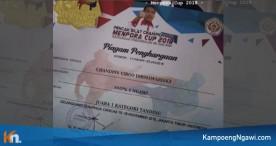 4 Medali Emas Telah Dikantongi Ngawi dalam Pencak Silat Championship Menpora Cup 2018