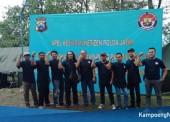 Perwakilan Ngawi Sampaikan Terimakasih kepada Kapolda Jatim yang Telah Menggelar Jambore Netizen 2018