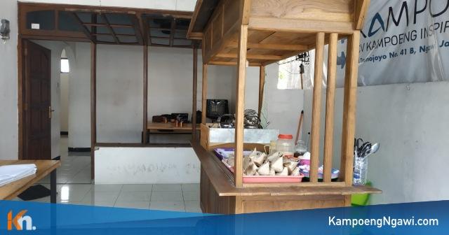 Angkringan Kampoeng Jl. Trunojoyo 41 B, Ngawi. Foto-Istimewa